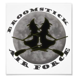 Halloween Witches Photo Print