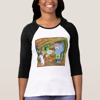 Halloween Women's Bella 3/4 Sleeve Raglan T-Shirt