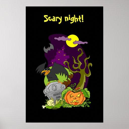 Hallowen Trick or Treat? Poster