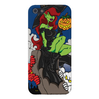 """""""HALLOW'S EVE!"""" CASE FOR iPhone 5/5S"""