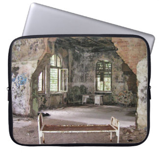 Halls and Rooms, Beelitz Hospital, Lost Places Laptop Sleeve