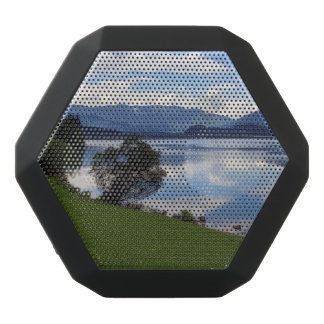 Hallstattersee lake, Alps, Austria Black Bluetooth Speaker