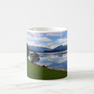 Hallstattersee lake, Alps, Austria Coffee Mug