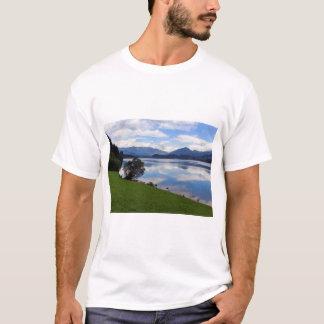 Hallstattersee lake, Alps, Austria T-Shirt