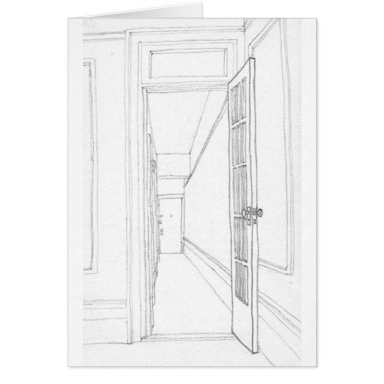 hallway card