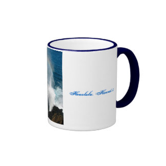 Halona Blow Hole Ringer Coffee Mug