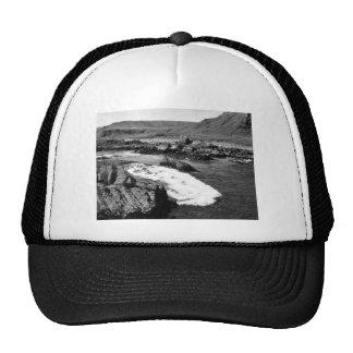 Halter Collection Mesh Hat