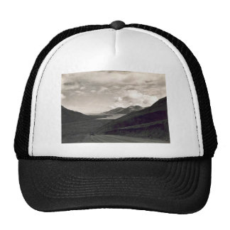 Halter Collection Mesh Hats