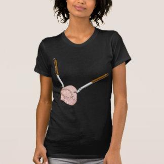 Ham forks ham forks T-Shirt