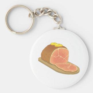 Ham Key Ring