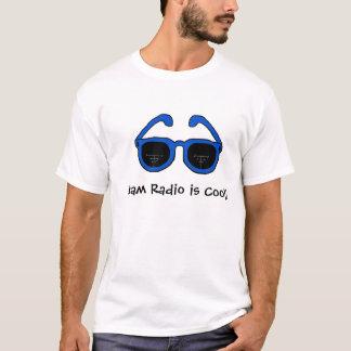 """Ham Radio is Cool"" logo T-shirt"