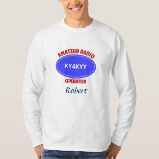 Ham Radio long sleeve-t-shirt Great gift! T-Shirt