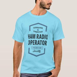 HAM Radio Operator Logo Tees