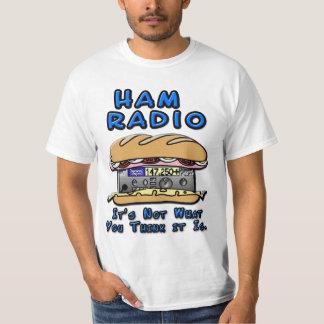 Ham Radio Sandwich T-Shirt
