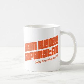 Ham Radio Superstar Basic White Mug