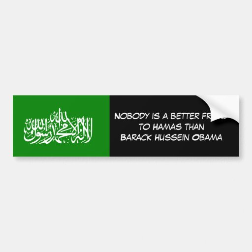 hamasliberationflag, Nobody is a better friendt... Bumper Stickers
