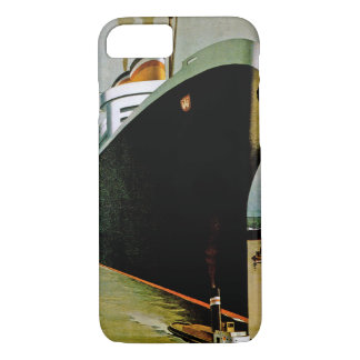Hamburg-Amerika Line iPhone 7 Case