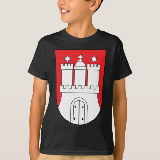 Hamburg Coat Of Arms T-Shirt