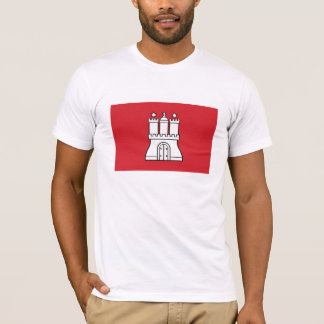 Hamburg Flag T-shirt