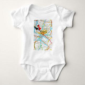 Hamburg, Germany Baby Bodysuit