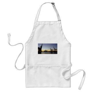 hamburg harbor standard apron