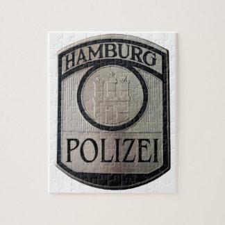 Hamburg Polizei Jigsaw Puzzle