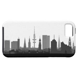 Hamburg skyline iPhone 5 sleeve/Case Tough iPhone 5 Case