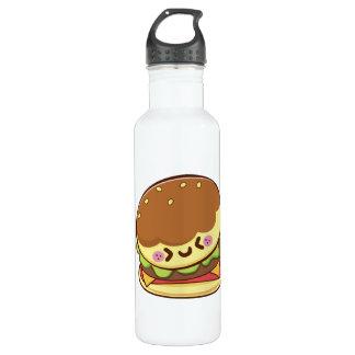 Hamburger 710 Ml Water Bottle