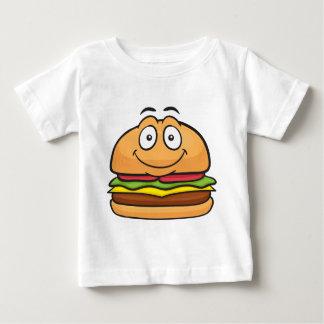 Hamburger Emoji Baby T-Shirt