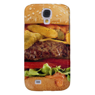 Hamburger Galaxy S4 Cover
