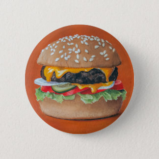Hamburger Illustration buttons