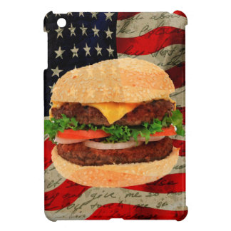 Hamburger iPad Mini Cases