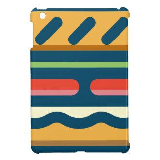 Hamburger iPad Mini Covers