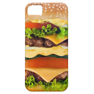 Hamburger iPhone 5 Cover