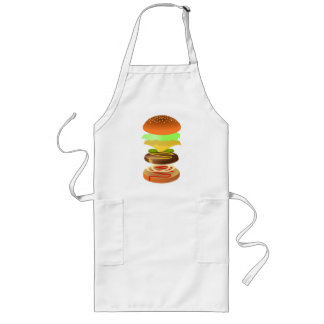 HAMBURGER Long Apron