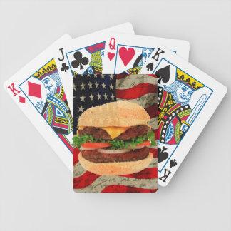 Hamburger Poker Deck