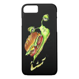Hamburger Snail iPhone 7 Case