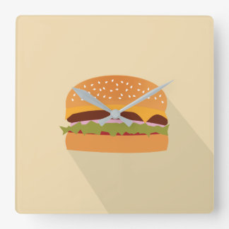 Hamburger Wall Clocks