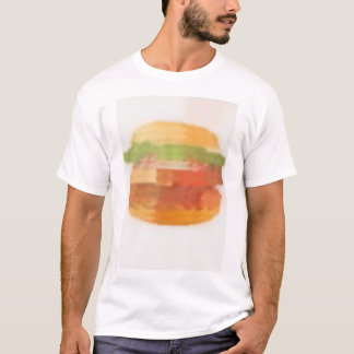 hamburgerB tee