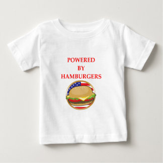 HAMBURGERS BABY T-Shirt