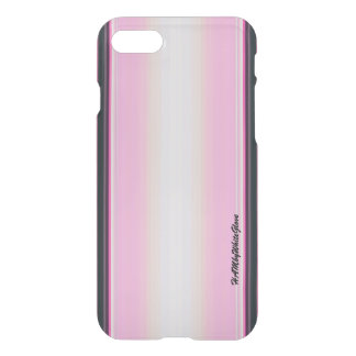 HAMbWG 6/6s Clearly™ Deflector Case -  Pink