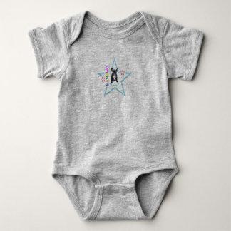 "HAMbWG Baby Boy T w Hambwg Pet Abbr ""Samson"" Baby Bodysuit"