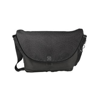 HAMbWG Black Boho Design  Messenger Bag