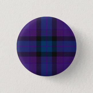 HAMbWG - Button - Purple Plaid
