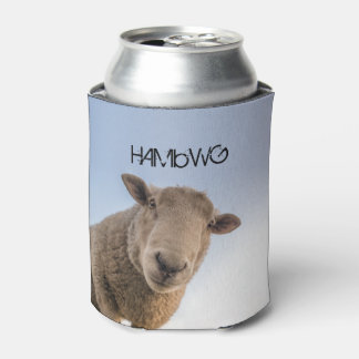 HAMbWG - Can Insulator - Sheep Can Cooler