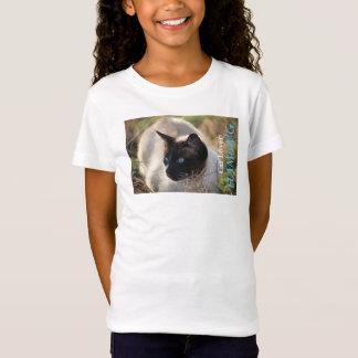 HAMbWG - Cat Lover Girls' American Apparel T T-Shirt