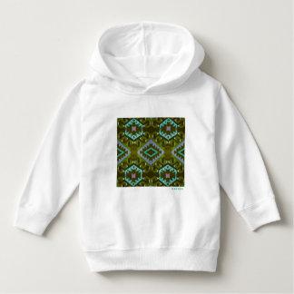 HAMbWG - Children's Sweatshirt  - Green Hipster
