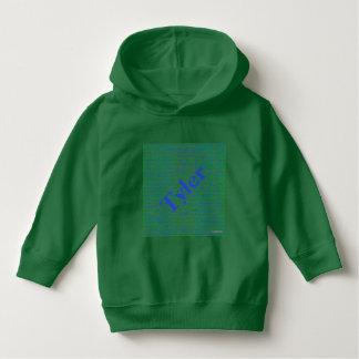 HAMbWG - Children's  T Shirt - Green Mix w Logo