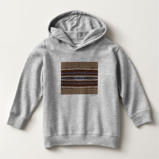 HAMbWG - Children's  T Shirt - Hipster Brown Blue