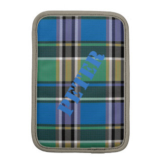 HAMbWG - Computer Cases - Blue Plaid